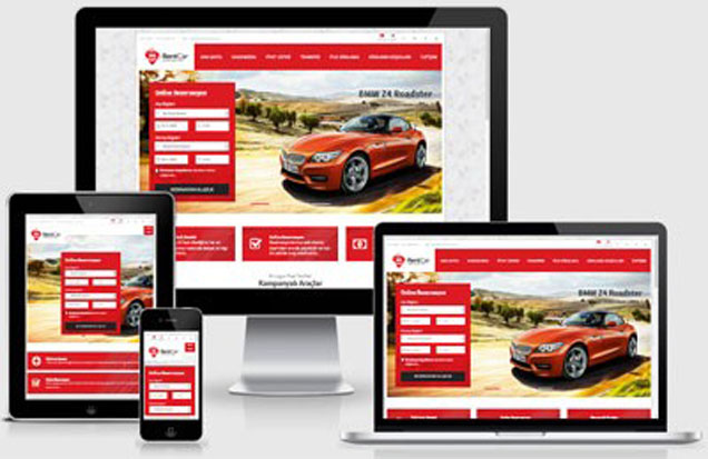 Rent A Car Goz Web Red
